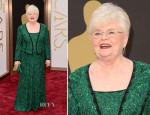 June Squibb In Tadashi Shoji - Oscars 2014