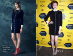 Karen Gillan In House of Holland - 'Oculus' Photo Op - 2014 SXSW Music, Film + Interactive Festival
