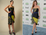 Kathryn Hahn In Bibhu Mohapatra - Film Independent Spirit Awards 2014