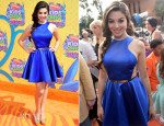 Kira Kosarin In Peggy Hartanto - Nickelodeon Kids' Choice Awards 2014