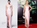 Kristen Bell In J. Mendel - 'Veronica Mars' LA Premiere