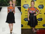 Kristen Bell In Naeem Khan - 'Veronica Mars' SXSW Film Festival Premiere