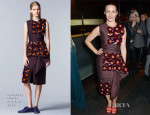 Kristin Davis In Roksanda Ilincic - 'Fatal Attraction' Press Night After Party