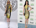 Krysten Ritter In Versace - Film Independent Spirit Awards 2014
