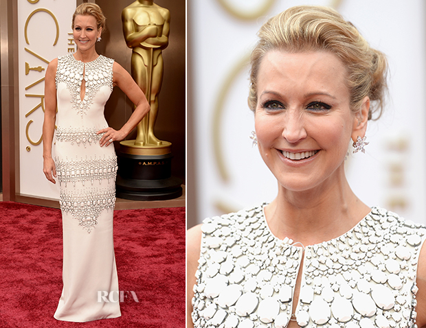 Lara Spencer In Kaufmanfranco - Oscars 2014