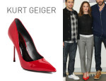 Leighton Meester's Kurt Geiger London 'Britton' Pumps
