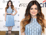 Lucy Hale In Tibi - PaleyFest 2014 Honouring 'Pretty Little Liars'