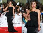Maria Leon In Dolce & Gabbana - 17th Malaga Film Festival 2014 Opening Ceremony