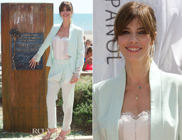 Maribel Verdu In  Alex Vidal - Malaga Film Festival