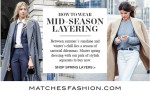 Matches Fashion: Your Guide to Spring Dressing