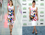 Melonie Diaz In Preen - Film Independent Spirit Awards 2014