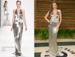 Miranda Kerr In Kaufmanfranco - Vanity Fair Oscar Party 2014