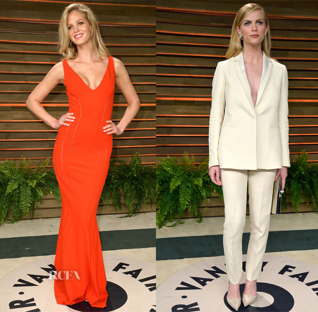 Models @ The Vanity Fair Oscar Party 2014 4