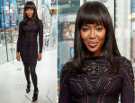 Naomi Campbell In Roberto Cavalli - Extra