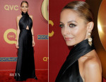 Nicole Richie In Camilla & Marc - QVC 5th Annual Red Carpet Style Event