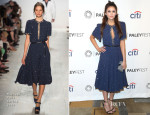 Nina Dobrev In Michael Kors - PaleyFest 2014 Honouring 'The Vampire Diaries'