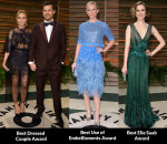 Oscar Parties 2014 Fashion Critics' Roundup