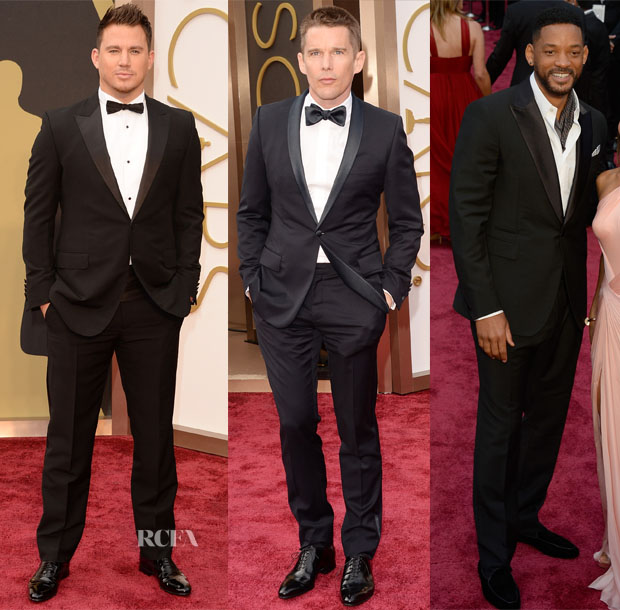 Oscars men 3