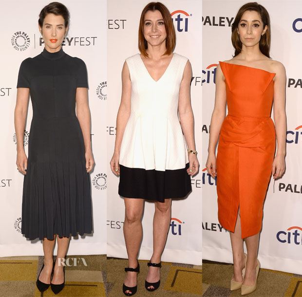 PaleyFest 2014 Honoring 'How I Met Your Mother' Series Farewell