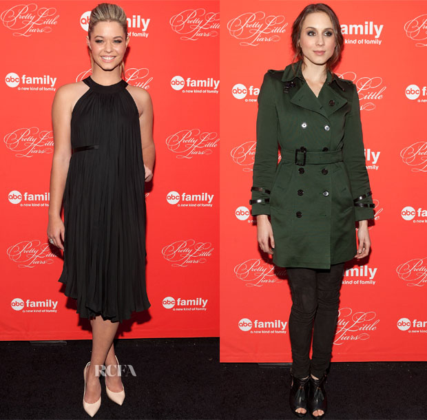 'Pretty Little Liars' Season Finale Screening Red Carpet Roundup 2