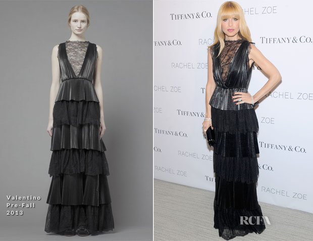 Rachel Zoe In Valentino - 'Living In Style Inspiration And Advice For Everyday Glamour' Book Launch Party