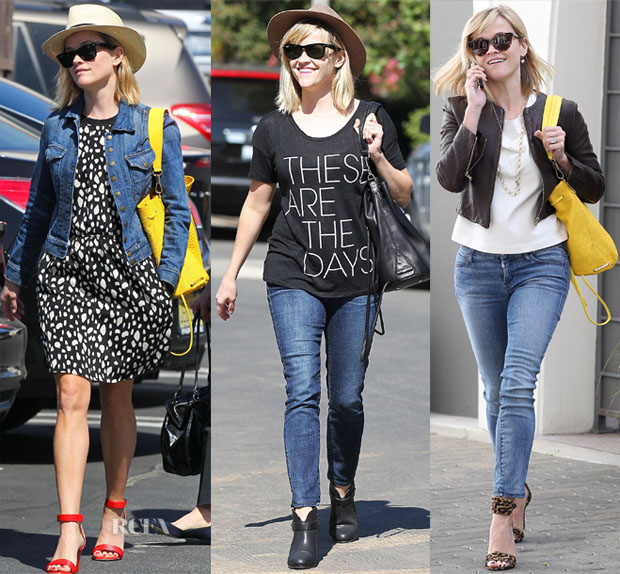 Reese Witherspoon Loves Her Elizabeth and James 'Cynnie' Sling Bag