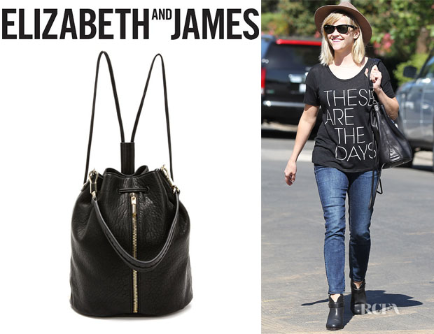 Reese Witherspoon's Elizabeth and James 'Cynnie' Sling Backpack