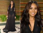 Regina Hall In Alon Livné - Vanity Fair Oscar Party 2014