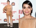 Rosario Dawson In Diane von Furstenberg - 'Cesar Chavez' New York Screening
