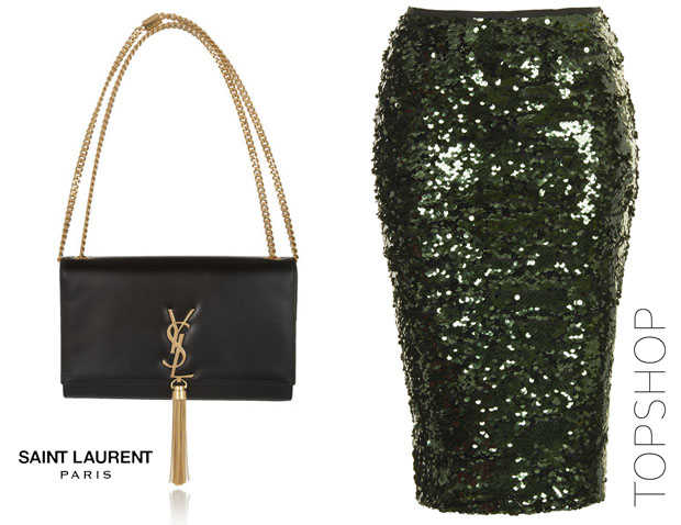 Saint Laurent Topshop
