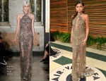 Selena Gomez In Emilio Pucci - 2014 Vanity Fair Oscar Party