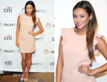 Shay Mitchell In Ann Taylor - PaleyFest 2014 Honouring 'Pretty Little Liars'