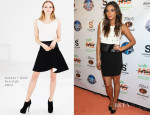 Shay Mitchell In Sachin + Babi - LA Celebrity MS Walk Kick Off Event