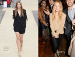 Sienna Miller In Chloé & J Brand - 'Honestly Healthy For Life' Book Launch