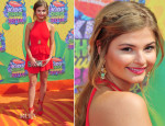 Stefanie Scott In Nasty Gal - Nickelodeon Kids' Choice Awards 2014