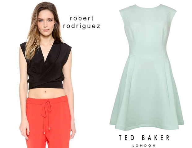 Ted Baker NISTEE skater dress