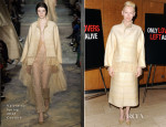 Tilda Swinton In Valentino Couture - 'Only Lovers Left Alive' LA Screening