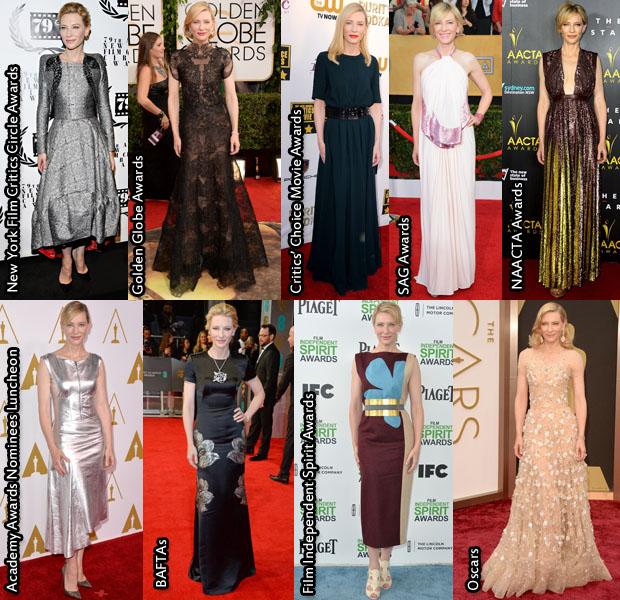 Which Was Your Favourite Cate Blanchett 2014 Awards Season Look2