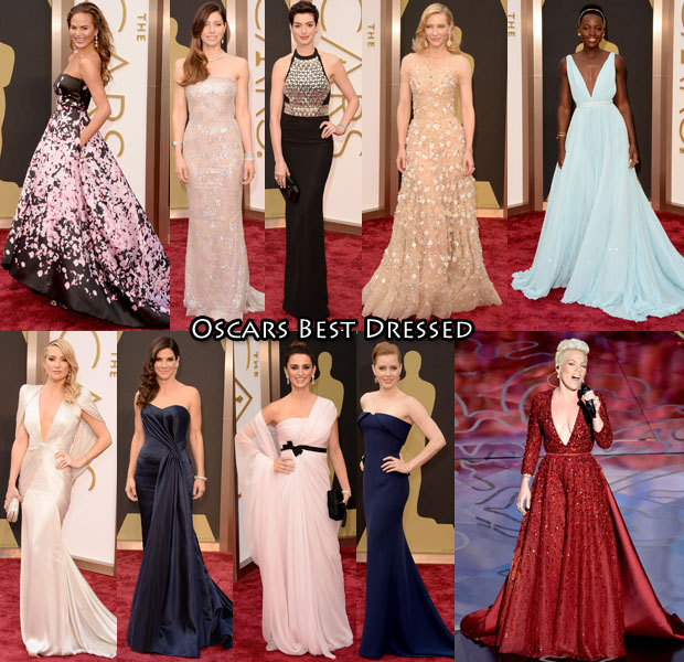 Who Was Your Best Dressed At The 2014 Oscars