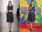 Willow Shields In Timo Weiland - Nickelodeon Kids' Choice Awards 2014