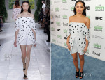 Zoe Kravitz In Balenciaga - Film Independent Spirit Awards 2014