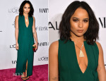 Zoe Kravitz In Calvin Klein Collection - Vanity Fair Campaign Hollywood Kick Off Event