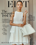 Zoe Saldana For Net-A-Porter's THE EDIT