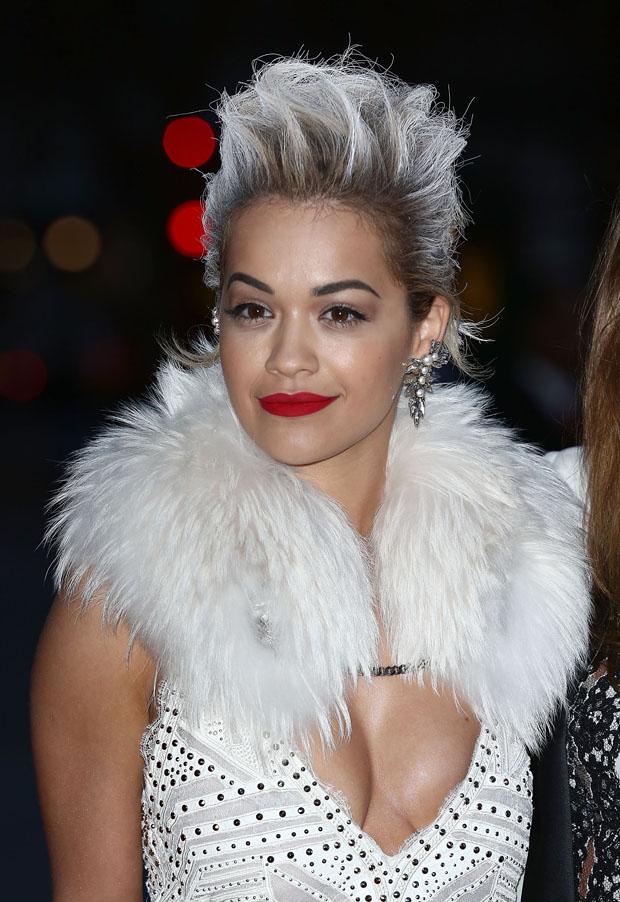 Rita Ora in Roberto Cavalli