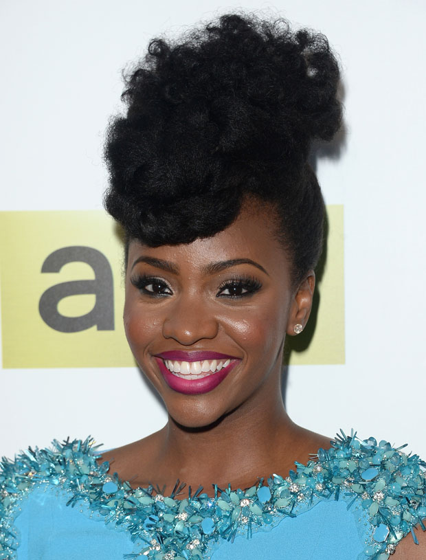 Teyonah Parris in Philip Armstrong