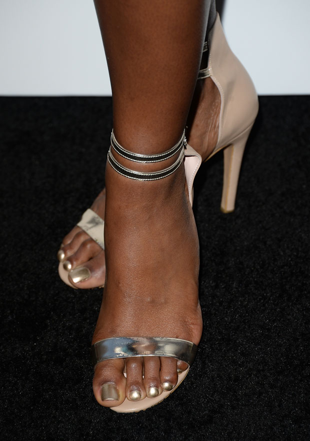 Teyonah Parris' L'enfant Terrible shoes