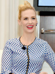 January Jones in Schumacher