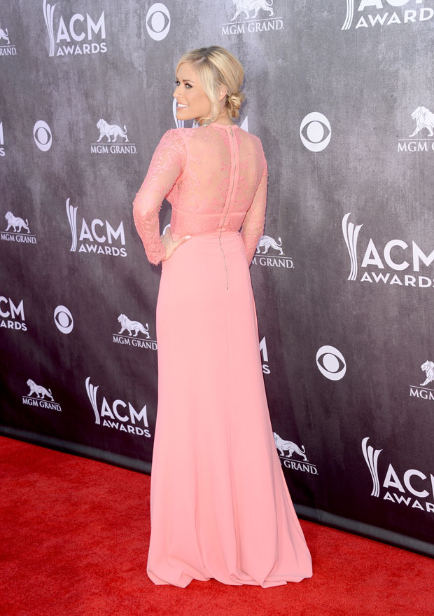 Sarah Davidson - 49th Annual Academy Of Country Music Awards