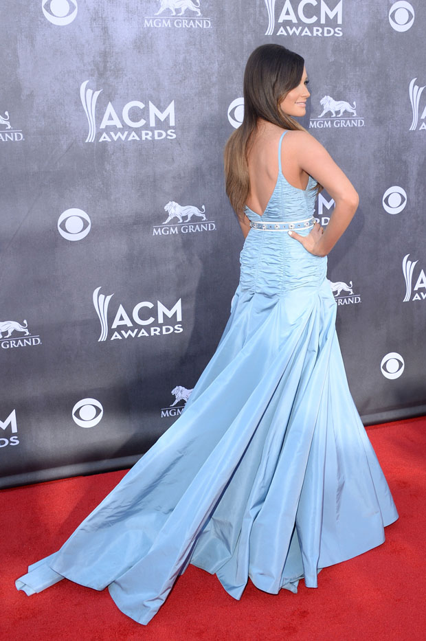 Kacey Musgraves in Miu Miu