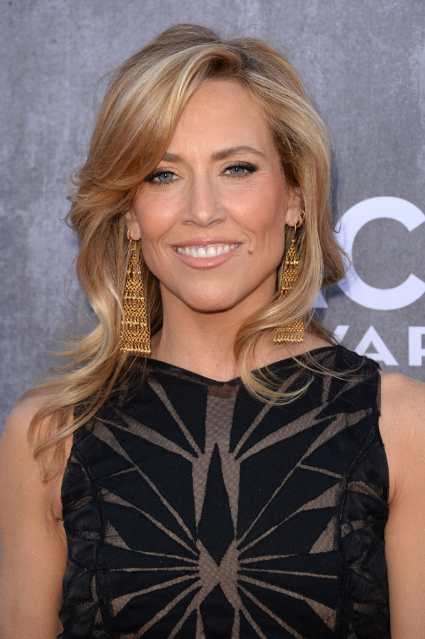 Sheryl Crow in Christian Siriano